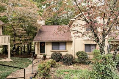 Salem SC Townhouse Contract-Take Back-Ups: $124,900