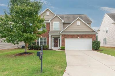 Simpsonville Single Family Home For Sale: 309 Cypresshill Court