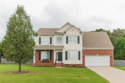 Greenville County Single Family Home For Sale: 113 Franklin Meadow Way