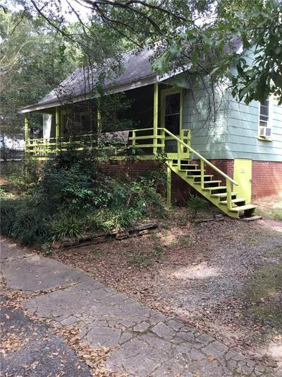 Anderson Single Family Home For Sale: 502 Jackson Street