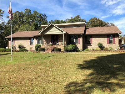 Seneca Single Family Home For Sale: 211 Miracle Road