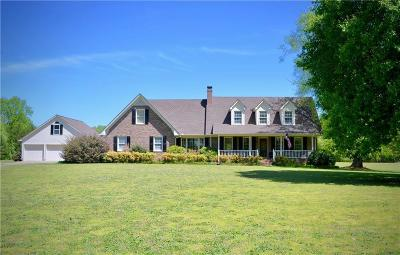 Anderson County Single Family Home For Sale: 1017 Traynum Road