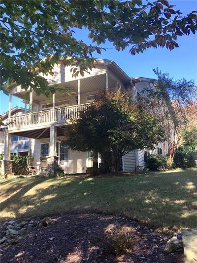 Anderson County, Oconee County, Pickens County Townhouse For Sale: 115 Hammock Court