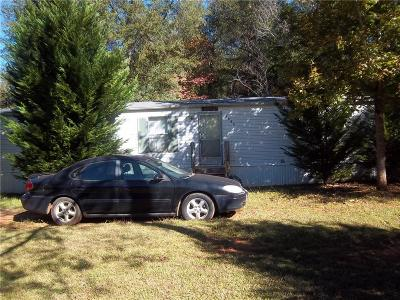 Mobile Home For Sale: 1053 Timber Rock Road