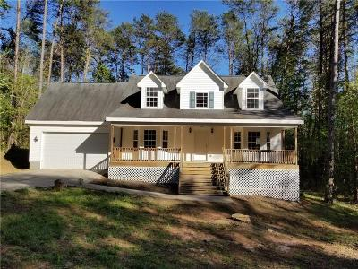 Westminster SC Single Family Home For Sale: $219,500