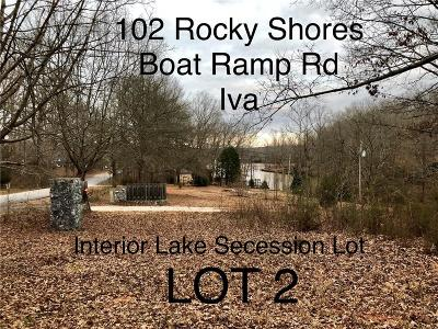 Residential Lots & Land For Sale: 102 Rocky Shore Boat Ramp Road