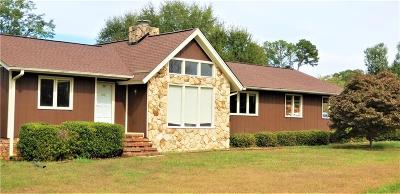Anderson SC Single Family Home For Sale: $149,500