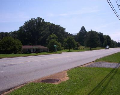 Seneca Commercial For Sale: 2203 Blue Ridge Boulevard
