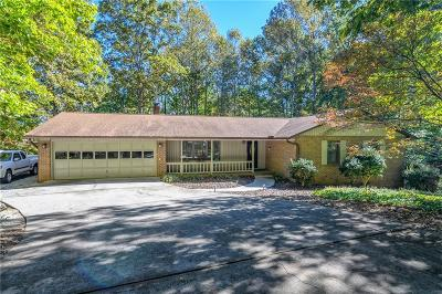 Oconee County, Pickens County Single Family Home For Sale: 133 Lindos Drive