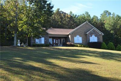 Pickens County Single Family Home For Sale: 205 Long View Lane