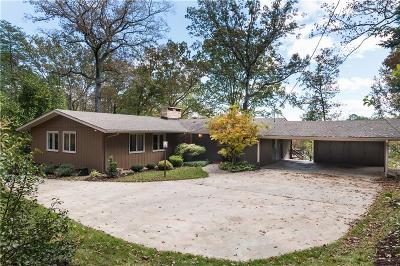 Walhalla Single Family Home For Sale: 231 Lakeside Drive