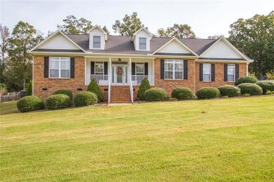 Anderson County Single Family Home For Sale: 118 Lillie Marie Drive