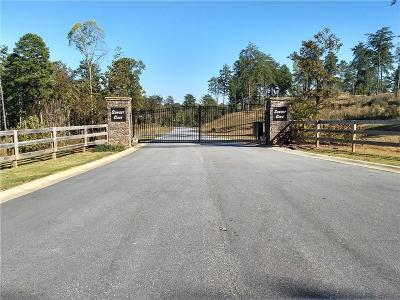 West Union, Seneca/west Union Residential Lots & Land For Sale: Lot 40 Sunset Cove Drive