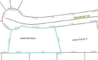 Pritchard Creek Residential Lots & Land For Sale: 00 Nashmore Road