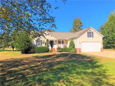 Walhalla Single Family Home For Sale: 395 Springbrook Road