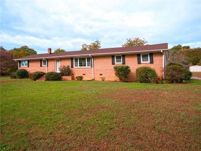 Single Family Home For Sale: 102 N Dale Drive