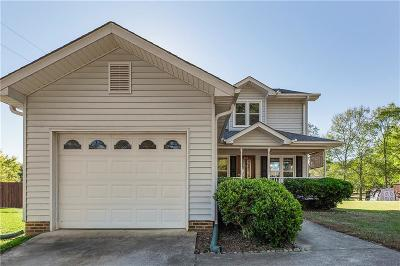 Single Family Home For Sale: 512 Meadow Ridge Road