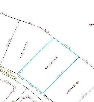 Pritchard Creek Residential Lots & Land For Sale: 00 Lake Forest Circle