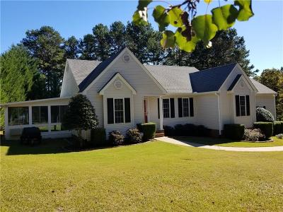 Seneca SC Single Family Home Contract-Take Back-Ups: $196,000