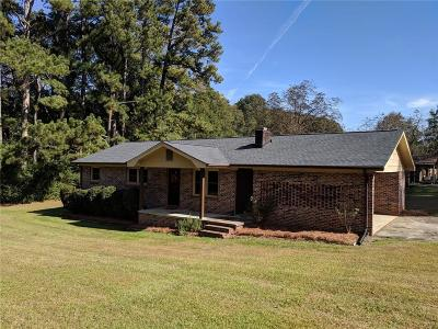 Westminster SC Single Family Home Sold: $119,900