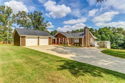 Simpsonville Single Family Home For Sale: 315 Bridges Road