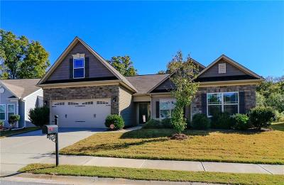 Simpsonville Single Family Home For Sale: 364 Riverdale Road