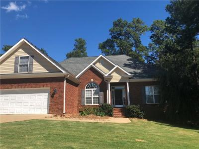 Anderson Single Family Home For Sale: 206 James Lawrence Orr Drive