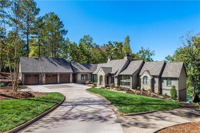 Six Mile SC Single Family Home For Sale: $3,200,000