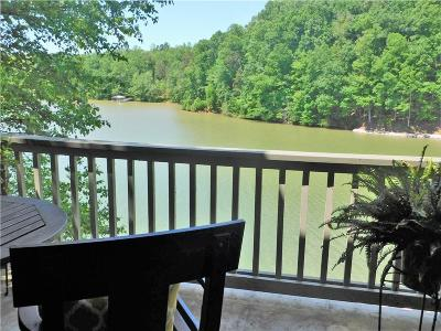 Oconee County, Pickens County Condo For Sale: 604 Loran Pointe Circle