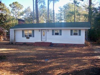 Conway Single Family Home For Sale: 1304 Snowhill Drive