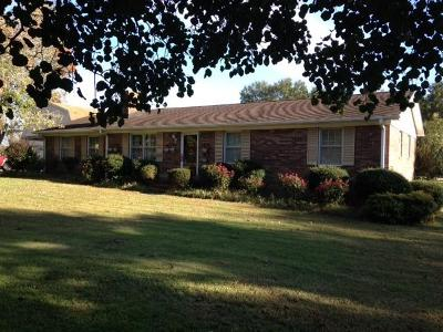 Easley Single Family Home For Sale: 233 Hickory Drive