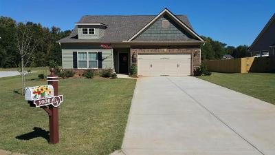 Single Family Home For Sale: 1036 Drakes Circle Circle