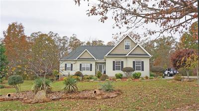 Pickens County Single Family Home For Sale: 220 Silver Ridge Drive