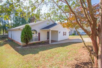 Greenville County Single Family Home For Sale: 210 Ridgeover Drive