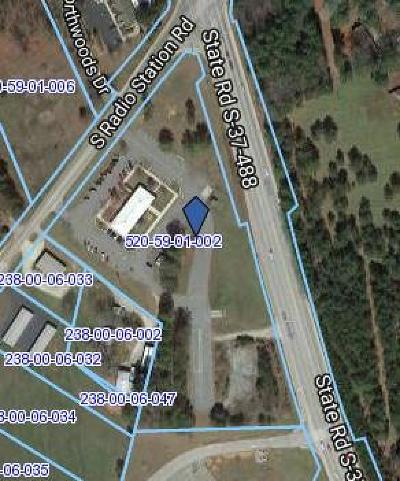 Seneca Commercial For Sale: 12038 Radio Station Road