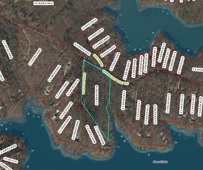 Fair Play, Fairplay Residential Lots & Land For Sale: Seminole Point Road