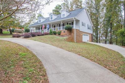 Anderson County, Oconee County, Pickens County Single Family Home For Sale: 304 Stephen King Drive