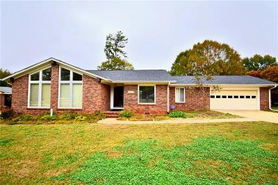 Anderson Single Family Home For Sale: 302 Pine Bark Road