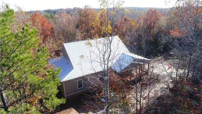 Anderson County Single Family Home For Sale: 862 Due West Road