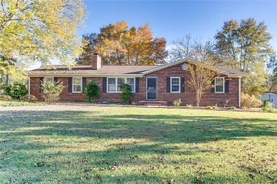 Pickens County Single Family Home For Sale: 301 Hickory Drive