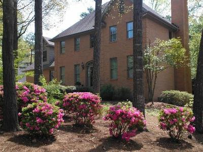 Clemson Single Family Home For Sale: 101 Santee Trail