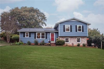Pickens County Single Family Home For Sale: 116 Sherry Lane
