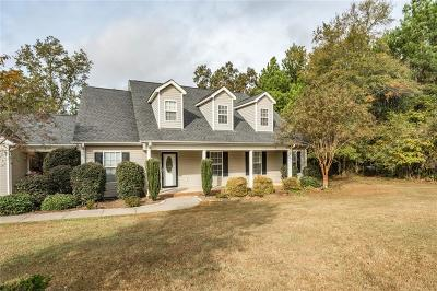 Anderson Single Family Home For Sale: 124 Hannah Circle