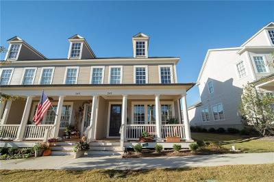 Pickens County Townhouse For Sale: 243 Thomas Green Boulevard