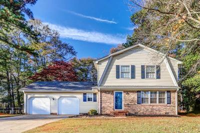 Greenville County Single Family Home For Sale: 102 Pine Bark Court