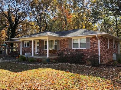 Single Family Home For Sale: 518 Docheno Road