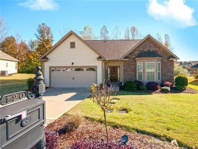 Brookstone Meadows Single Family Home For Sale: 120 Stone Cottage Drive
