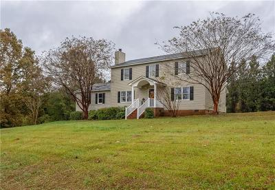 Piedmont Single Family Home For Sale: 28 Griffin Mill Road