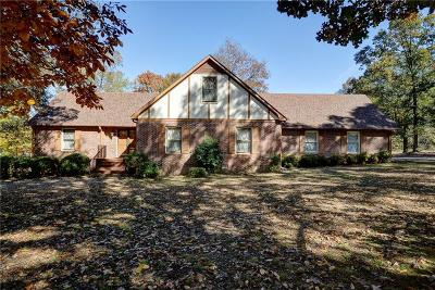 Williamston Single Family Home For Sale: 4 Camelia Circle