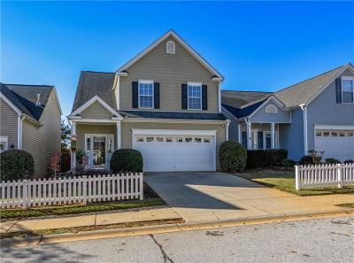 Simpsonville Single Family Home Contract-Take Back-Ups: 405 Bass Harbor Court
